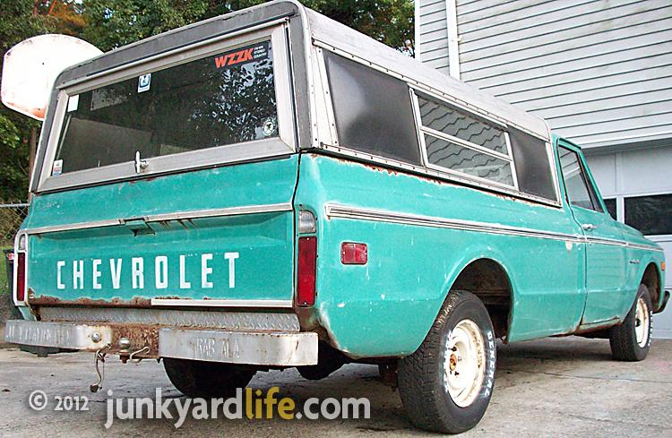 Junkyard Life: Classic Cars, Muscle Cars, Barn finds, Hot