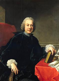 Retrato de Pietro Metastasio (1698-1782) atribuído tanto a Martin van Meytens (1695–1770), como a Pompeo Girolamo Batoni (1708–1787).
