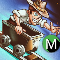 The Rail Rush hacked Mod game download link and overview