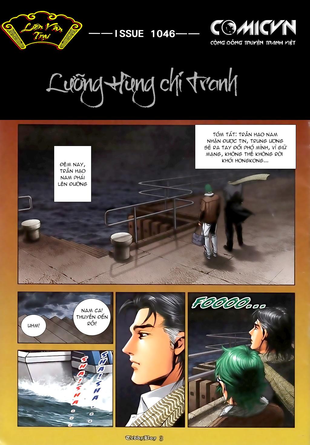 Người Trong Giang Hồ Chap 1046 - Truyen.Chap.VN