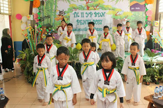 Pentas Seni (PenSi) Sekolah TK YP II BDN Cilandak