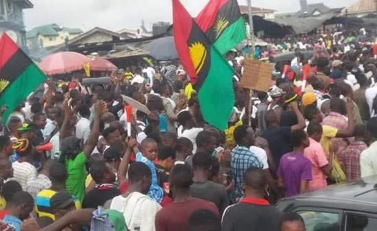 MASSOB throws 2 policemen into River Niger, 7 dead