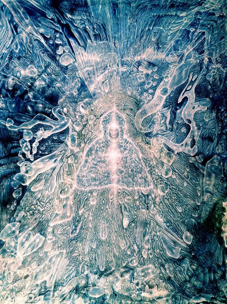 Robert Venosa - Visionary Art and Psychedelic Surrealism