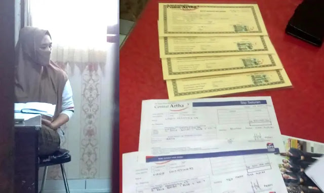Di Tegal Karyawati Bank Berhasil Gelapkan Dana Nasabah Rp 6 M