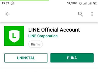 Cara Membuat Akun Official di Line Official Account (OA)