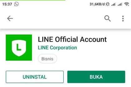 Cara Membuat Akun Official di Line Official Account (OA)