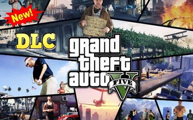 تحميل لعبة GTA 5 مجانا للكمبيوتر