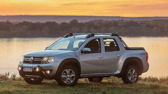 Nuevo Renault Duster Oroch 4X4: Una Pick Up todo terreno