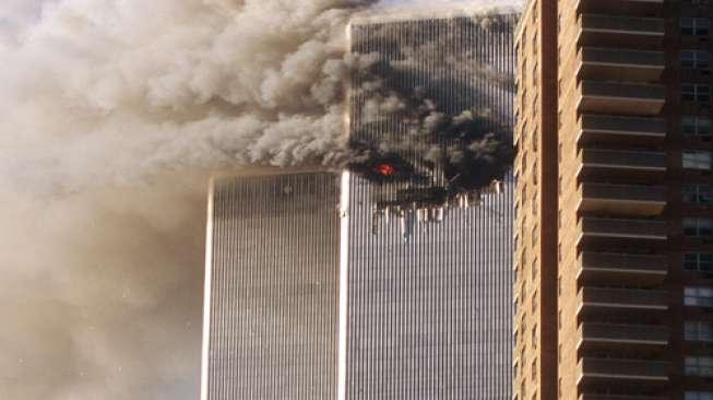 Mencekam! Ini Isi Rekaman Pramugari American Airlines saat Tragedi 9/11
