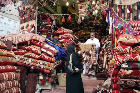 سوق المشالح و البشوت