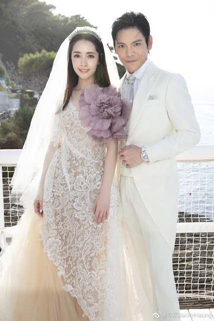 bea hayden kuo jacky heung wedding photos