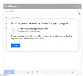 Hình móc khóa màu đỏ của Gmail