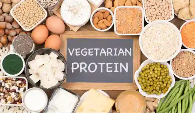 Indian Protein Rich Food for Vegetarians -MergeZone