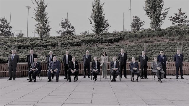 للمرة الرابعة على التوالي.. بيريز رئيسًا لريال مدريد بالتزكية