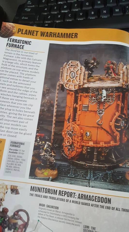 White Dwarf abril 2017