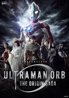 Ultraman Orb THE ORIGIN SAGA Episode 01-12 [END] MP4 Subtitle Indonesia
