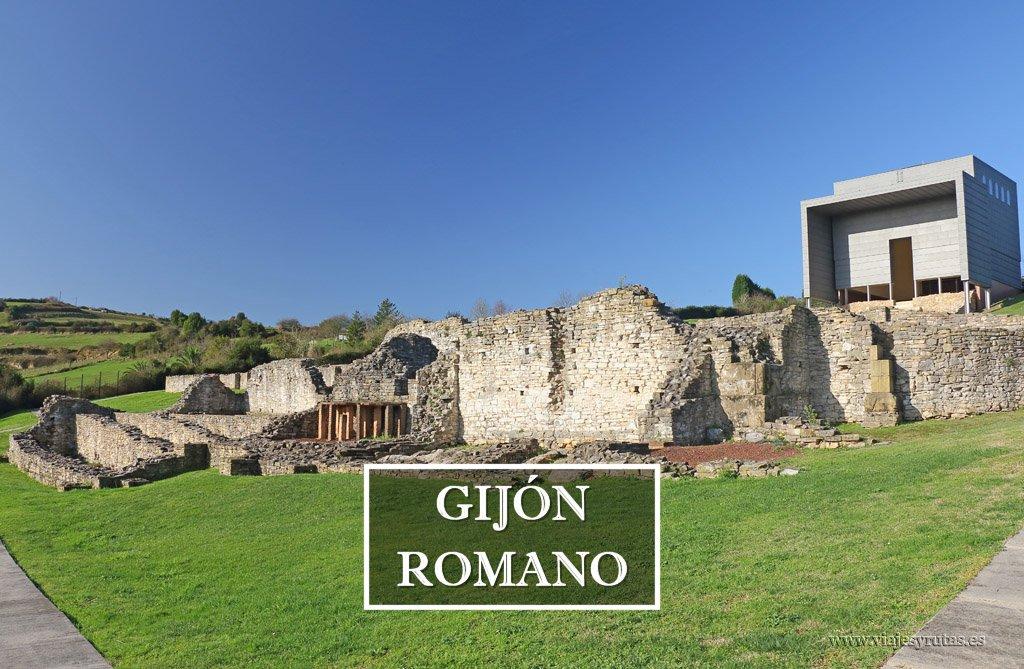 Gijón y su pasado romano