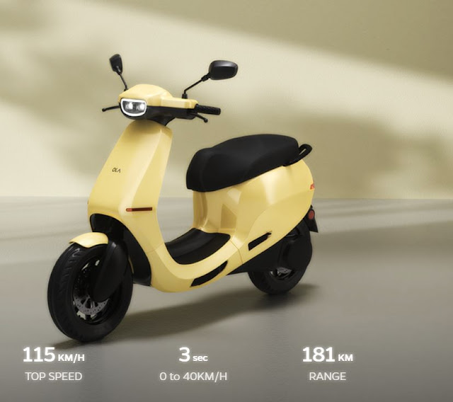 How to do Ola Electric Scooter Booking? S1 & S1 Pro Booking