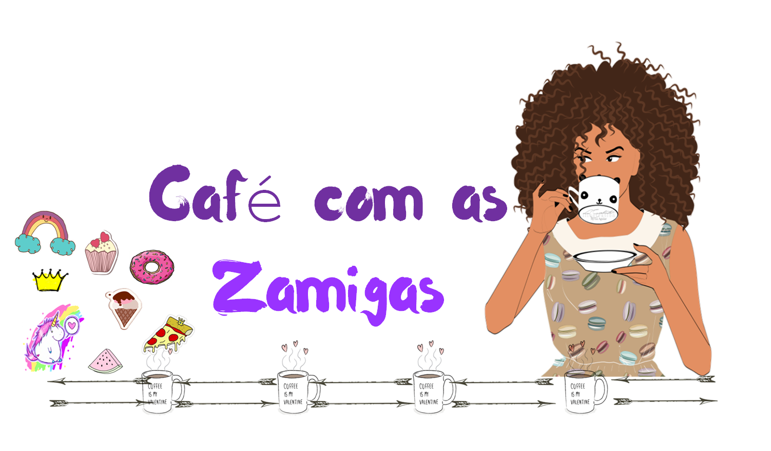 Café com as Zamigas