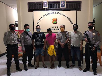 Polisi Gadungan Diduga Tipu Warga Bima NTB