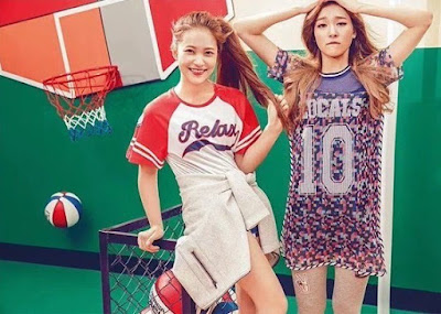 Red Velvet Metersbonwe Summer 2016