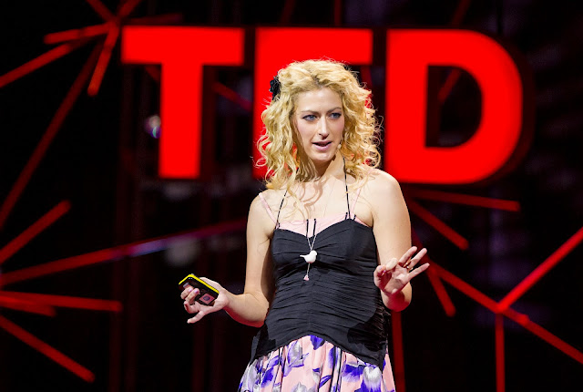 Jane McGonigal TED talks for PTSD
