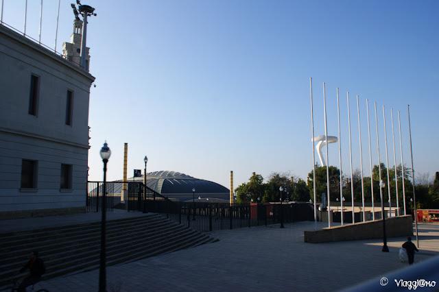 Anello Olimpico, area realizzata per le Olimpiadi del 1982