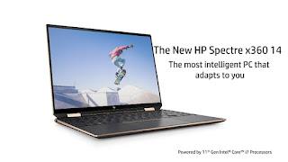 HP Spectre x360 14 Terbaru