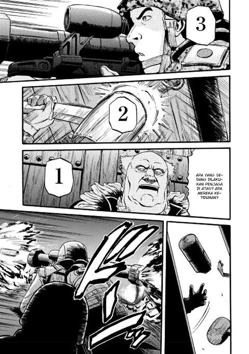 Baca Komik Gate: Jieitai Kanochi nite, Kaku Tatakaeri Chapter 75 Bahasa Indonesia Kintamaindo