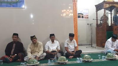Hadiri Isra Mi'raj di Masjid Al-Istiqamah Kampiri, Ini Ajakan Camat Pammana