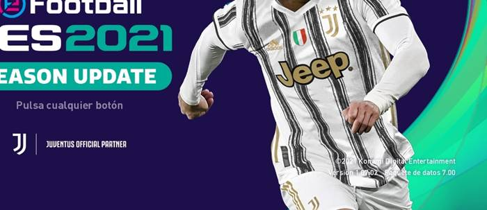 PES 2021 Update Version 1.07.02 Unofficial