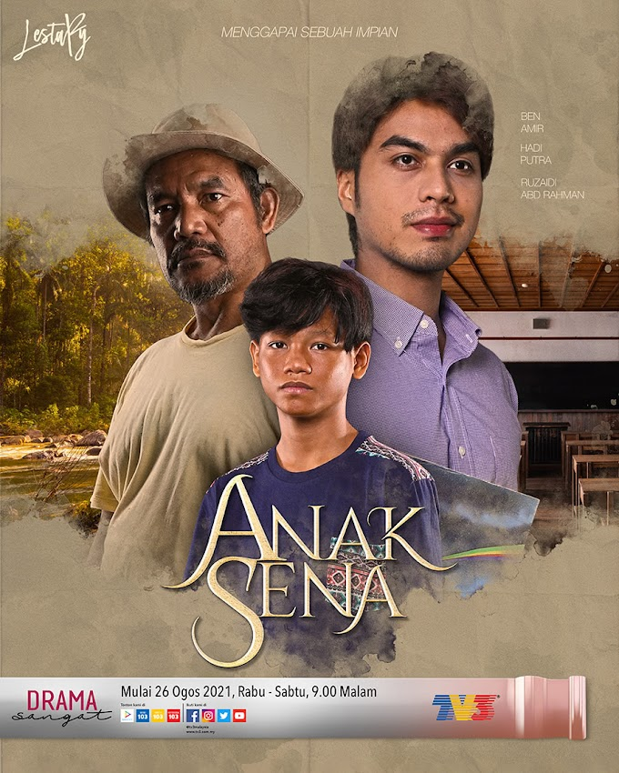 Drama Anak Sena TV3