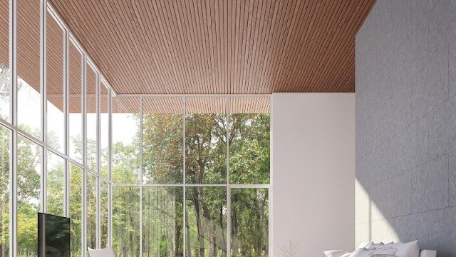 Plafon Kayu / Lumber Ceiling