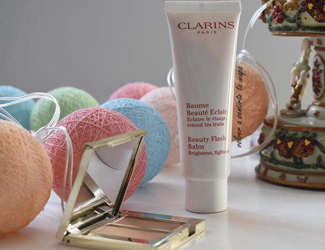 Bálsamo Belleza Relámpago o Beauty Flash Balm de Clarins