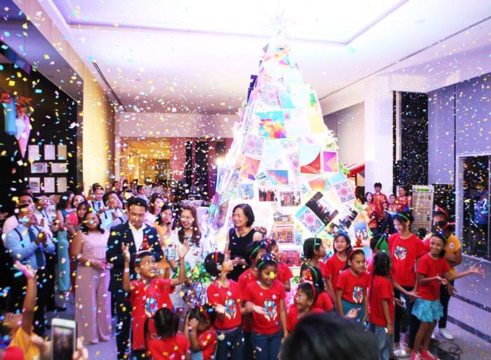 Park Inn by Radisson Davao Spreads the Spirit of Fun this Christmas Season