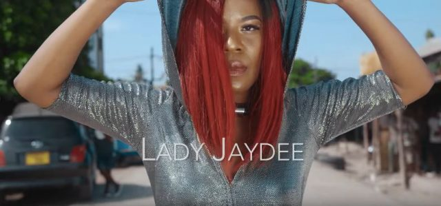 Lady Jaydee Ft Luciano - Anaweza Video