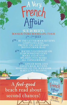 French Village Diaries book review A Very French Affair Sue Roberts