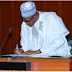 Buhari reveals only condition to sign African free trade agreement