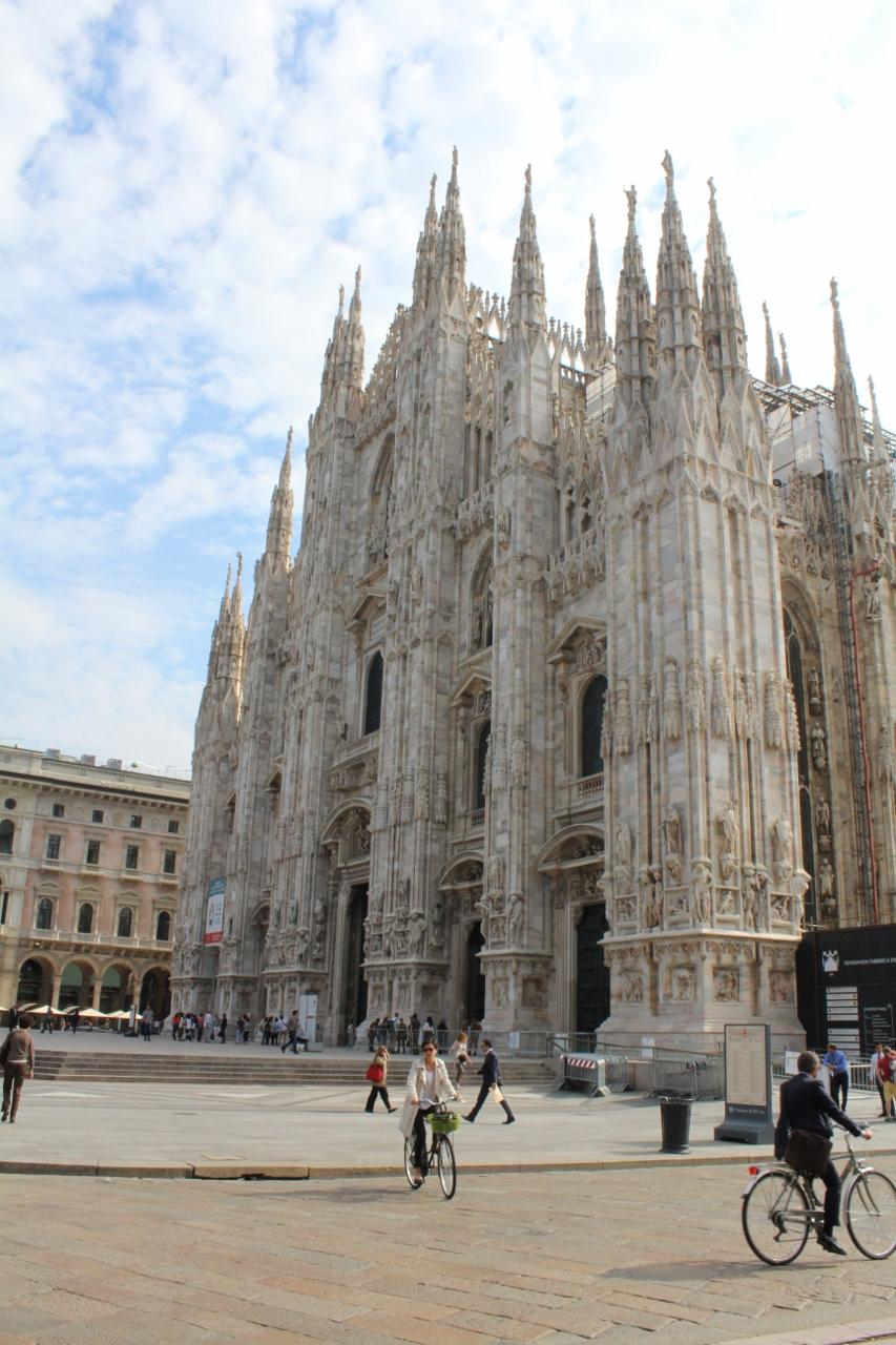 Duomo Milano Cathedral in Milan
