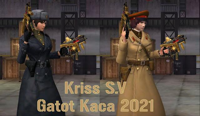 Preview Senjata Rules Seri Gatot Kaca 2021 Point Blank Zepetto Indonesia
