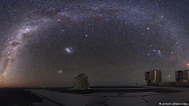 Destaques na astronomia e viagens espaciais em 2015