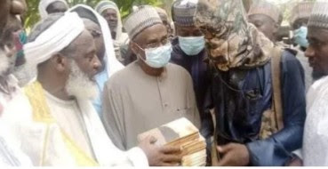 Reno Leaks Tape Which Captured Sheikh Gumi Accusing Christian Soldiers Of Killing Muslim Bandits