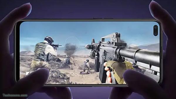 العاب هاتف Realme 6 و Realme 6 Pro