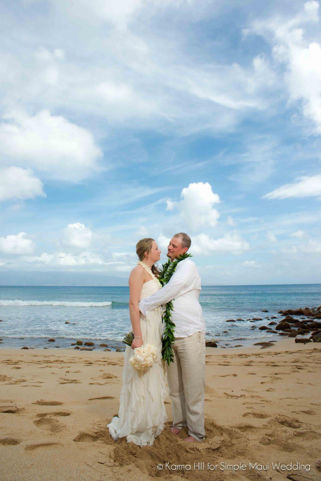 Maui Wedding Packages Rob Amp Jessica S Simple Maui