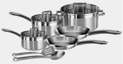 cara membersih alat masak dari stainless steel