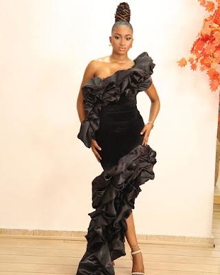 #BBNaija Kimoprah fashion and style look