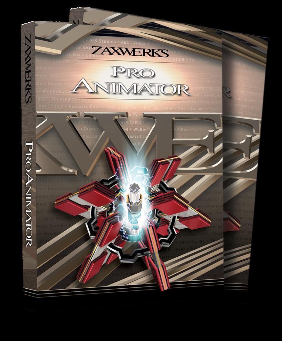 Zaxwerks ProAnimator AE 8 6 0 cracked,Zaxwerks ProAnimator