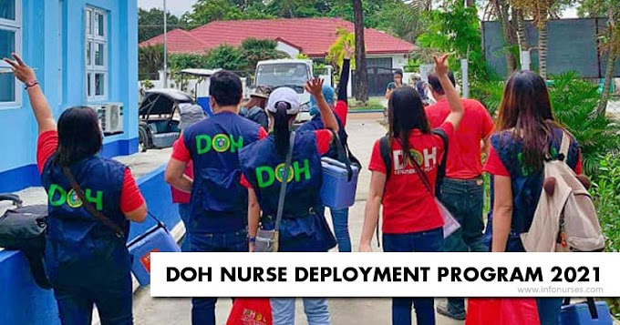 DOH NDP nurses to get P33,575 basic salary this 2021