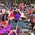Gonzalo y Danilo mueven a miles en marcha-caravana en la capital