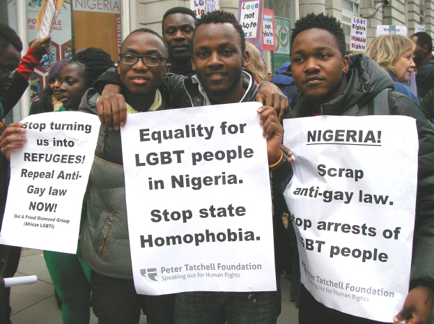 nigerian youths embrace same sex marriage